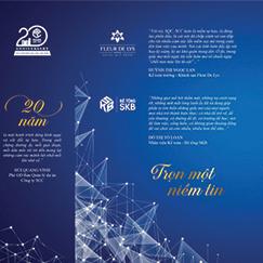 Ngày 28/9/2019 đánh dấu chặng đường phát triển 20 năm của Công ty Cổ phần Xây dựng Sài Gòn (SCC). Để có 20 năm rạng rỡ như hôm nay, SCC đã trải qua biết bao thăng trầm, biến cố...
